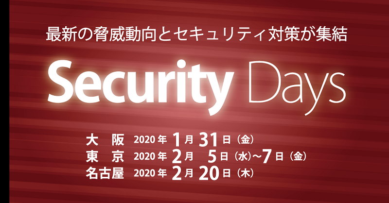 Security Days 2020