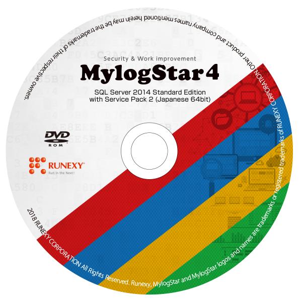 MylogStar 4 DVD