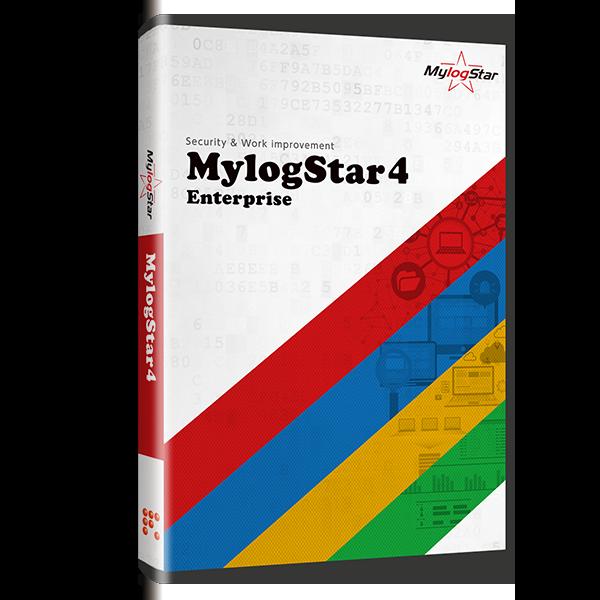 MylogStar 4 パッケージ画像